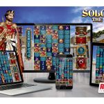 Solomon the King has arrived in the new video slot from Red Rake Gaming to provide all players with his power and wisdom