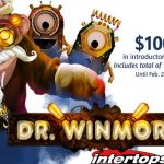 Intertops Casino to launch new Dr Winmore slot by Reatime Gaming featuring introductory bonus offer