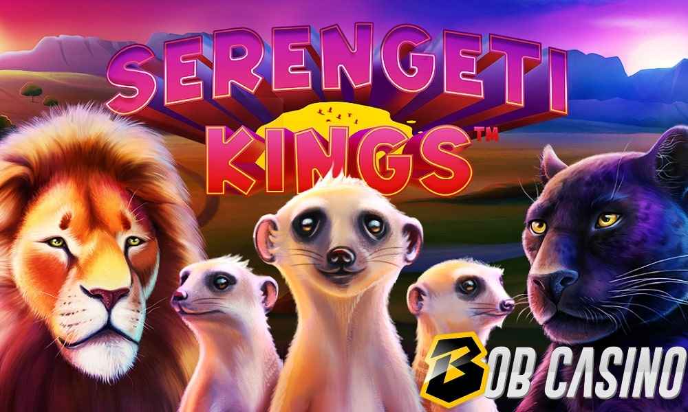 Serengeti Kings Slot Review (NetEnt)