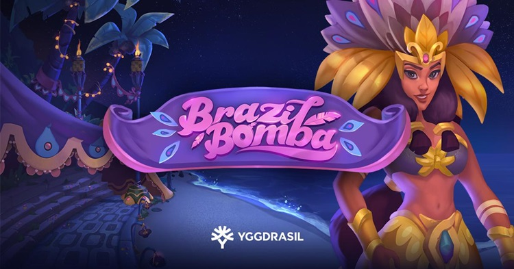 Feel the heat in Rio with Yggdrasil's new slot Brazil Bomba
