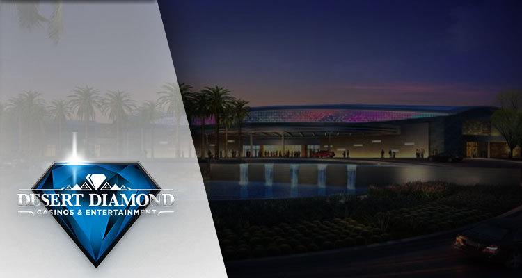 New Desert Diamond Casino West Valley opens in Glendale, AZ