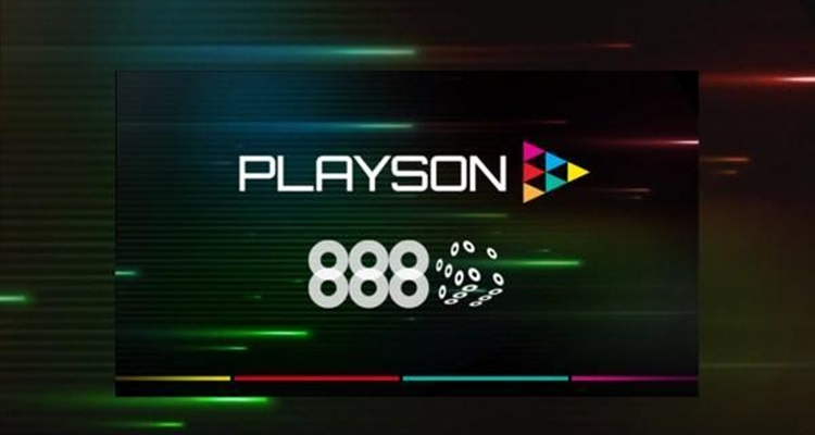 Playson expands European reach with 888casino partnership
