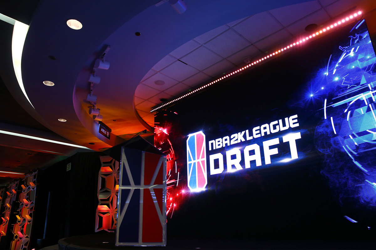"Wizards District Selects ""JBM"" with First Overall Pick in 2020 NBA 2K League Draft"