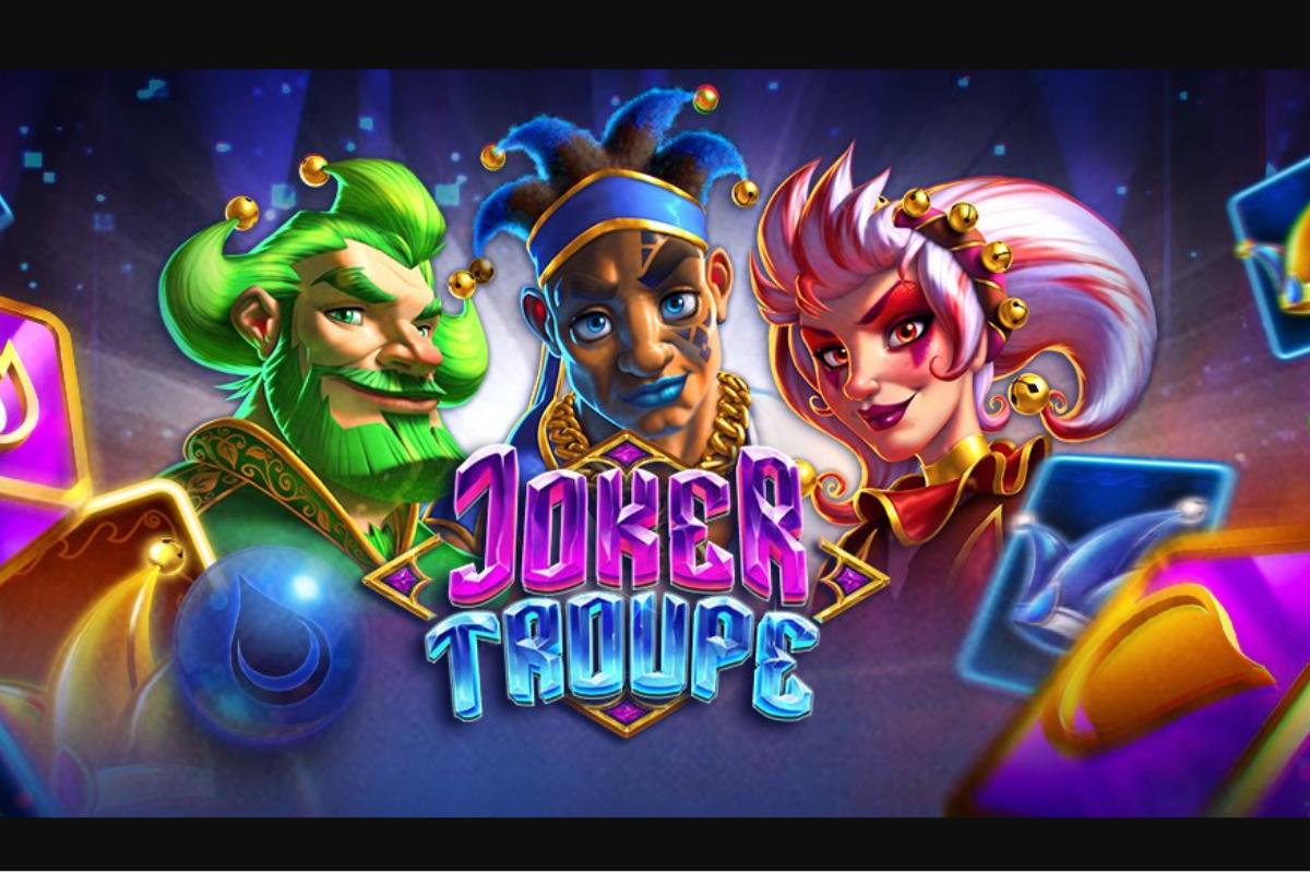 Push Gaming releases Joker Troupe online slot