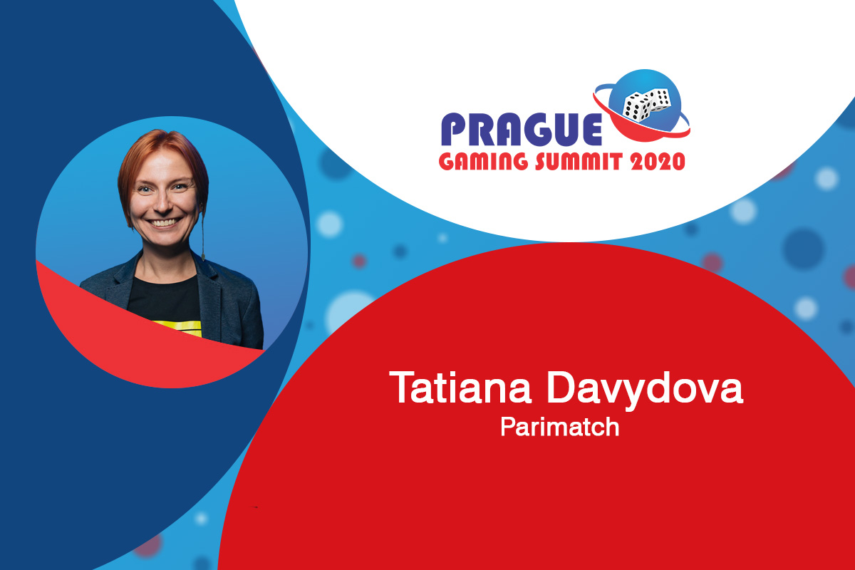 Prague Gaming Summit 2020 speaker profile: Tatiana Davydova (Chief HR Officer at Parimatch)
