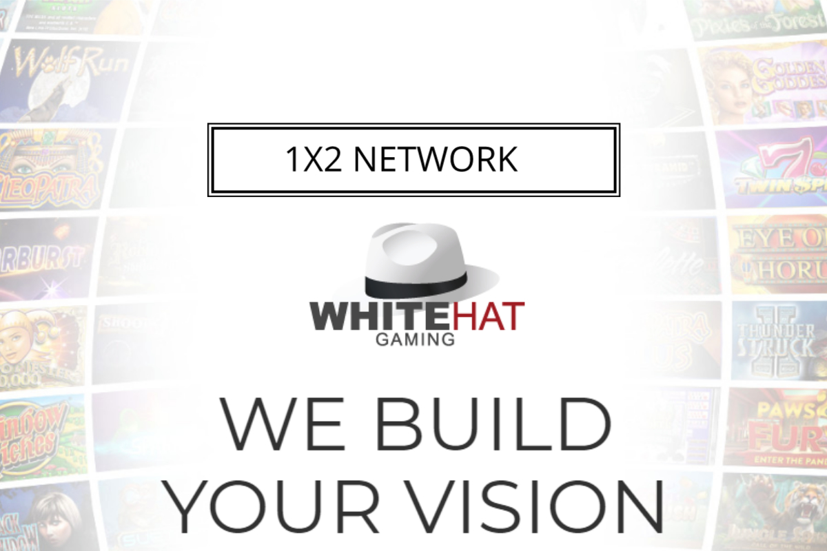 1×2 Network Strikes White Hat Gaming Partnership