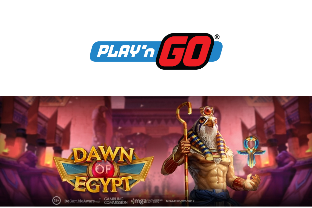 Play'n GO Continue Major Release Year with Dawn of Egypt