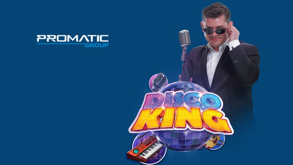 """Promatic Group Announces its New Slot Game """"Disco King"""""""