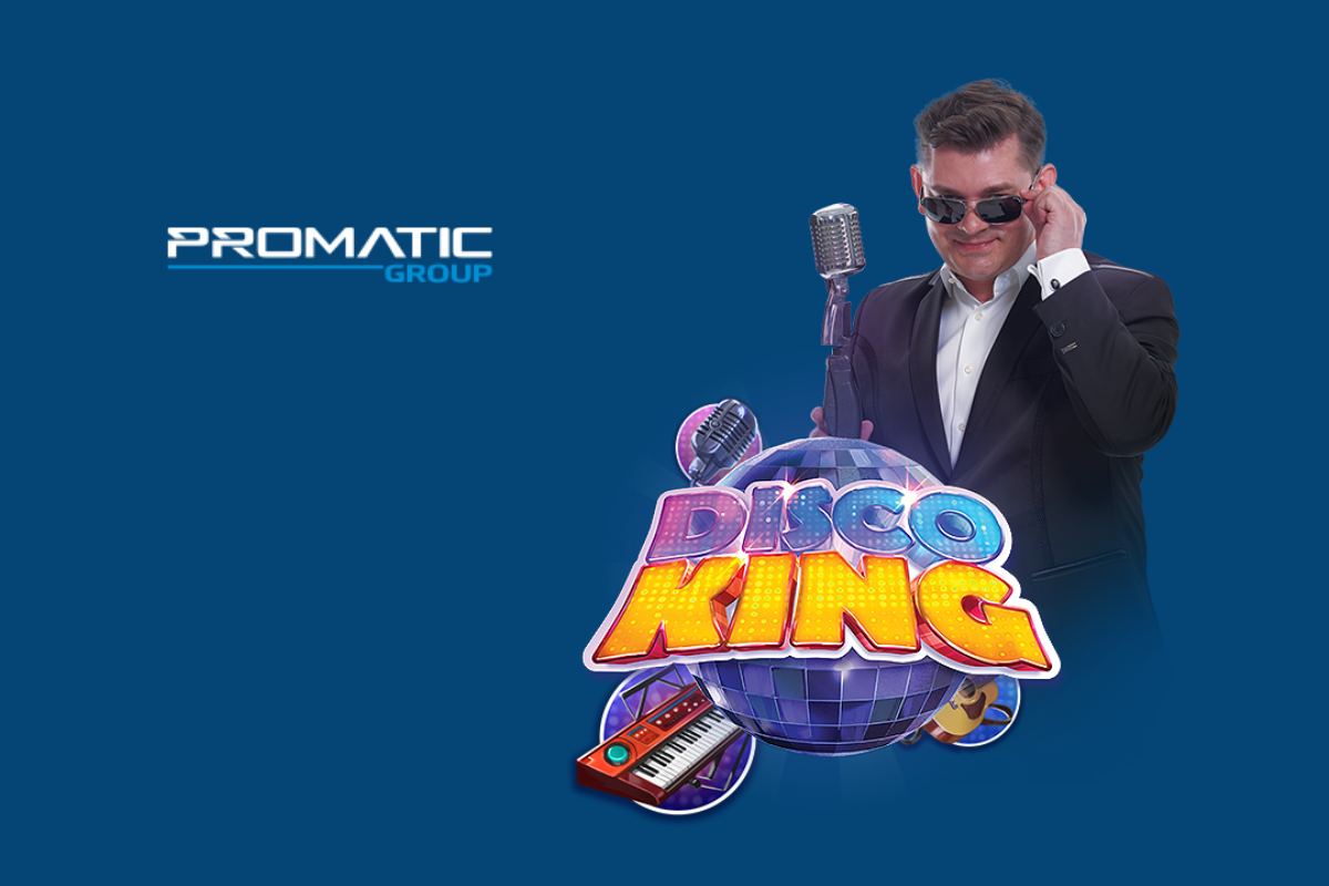 "Promatic Group Announces its New Slot Game ""Disco King"""