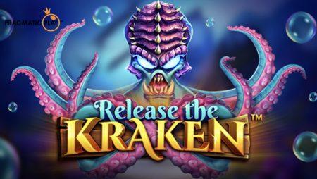 "Pragmatic enhances games portfolio with debut of new title ""Release the Kraken"""