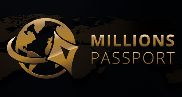 Partypoker set to introduce MILLIONS Passport for LIVE event entry