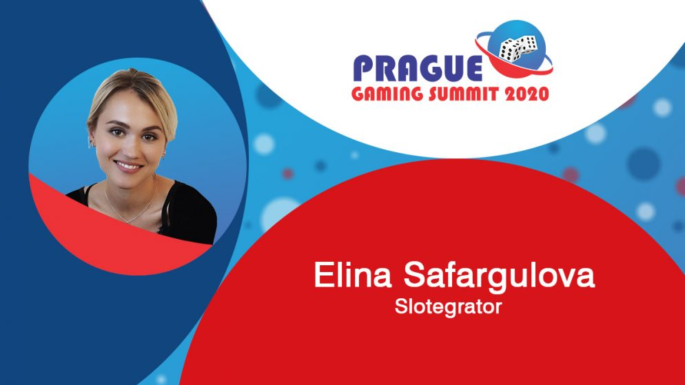Prague Gaming Summit 2020 speaker profile: Elina Safargulova (Head of Marketing at Slotegrator)