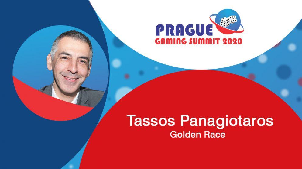Prague Gaming Summit 2020 speaker profile: Anastasios (Tassos) Panagiotaros (Sales Director at Golden Race – Virtual Sports & Betting Solutions)
