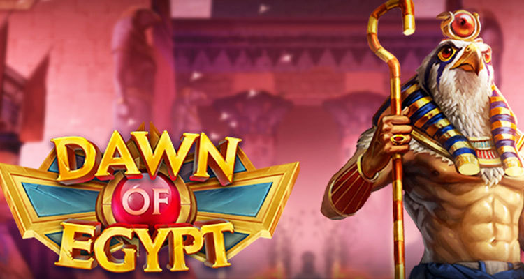 Play'n GO continuous ambitious release year with Dawn of Egypt launch