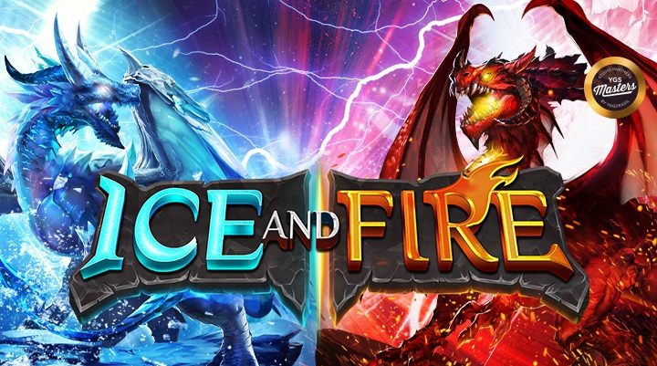 DreamTech Gaming new online slot Ice and Fire released via YGS Masters platform