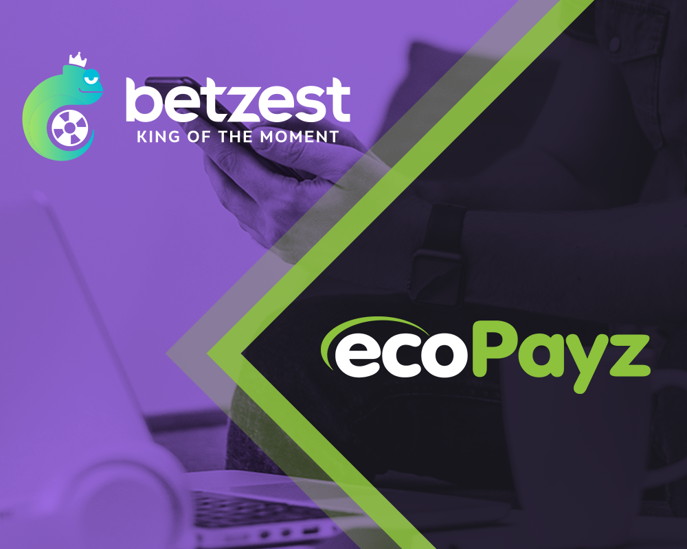 Online Sportsbook and Casino BETZEST™ goes live with Payment Provider ecoPayz