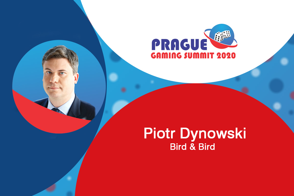 Prague Gaming Summit 2020 speaker profile: Piotr Dynowski (Partner/Attorney at Law/Head of IP/Media/Tech&Comms Practice at Bird & Bird Poland)