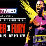 Betfred becomes official sponsor of Wilder v Fury II: Unfinished Business