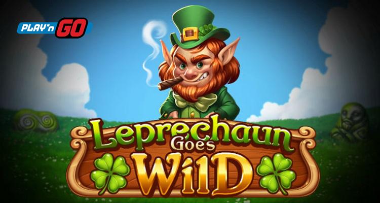 Play'n GO's new slot Leprechaun Goes Wild latest in popular series