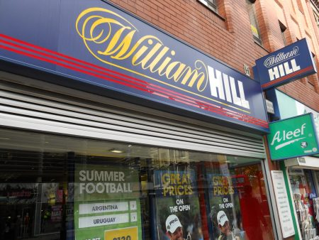 William Hill appoints Adrian Marsh as chief finance officer