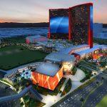 Mega resort to use Konami system