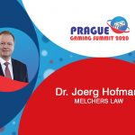 Prague Gaming Summit 2020 speaker profile: Joerg Hoffmann (Partner at MELCHERS LAW)