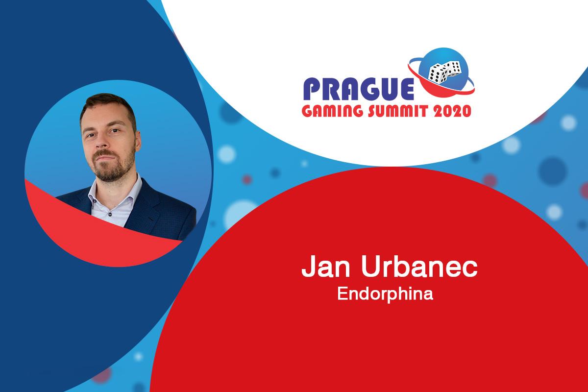 Prague Gaming Summit 2020 speaker profile: Jan Urbanec (CEO at Endorphina)