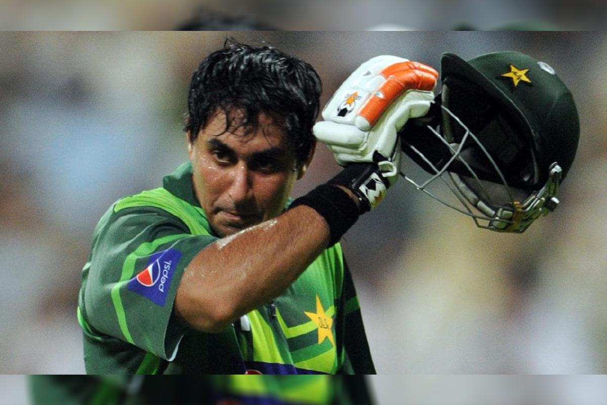 EX-Pakistan Batsman Nasir Jamshed Jailed in UK Over Spot-fixing