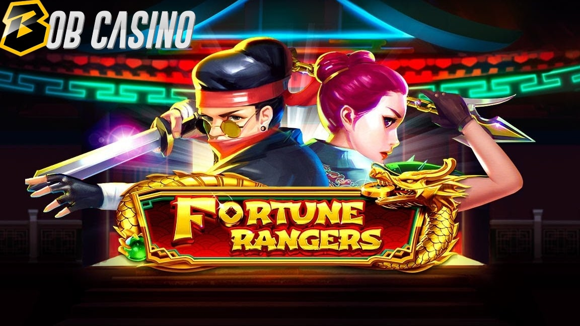 Fortune Rangers Slot Review (NetEnt) — Another Oriental Adventure