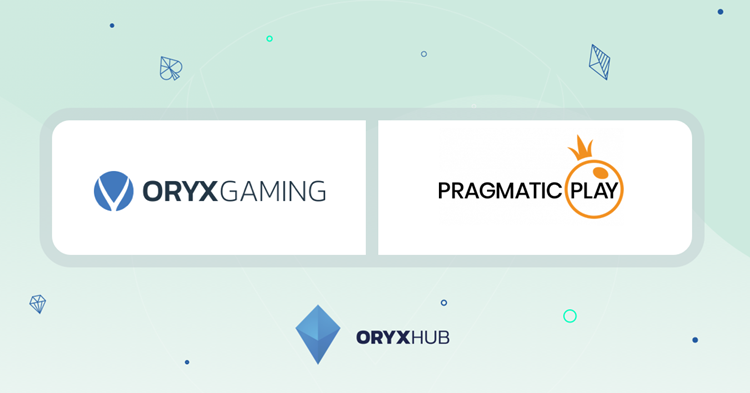 Oryx thrilled with success of Pragmatic Play partnership