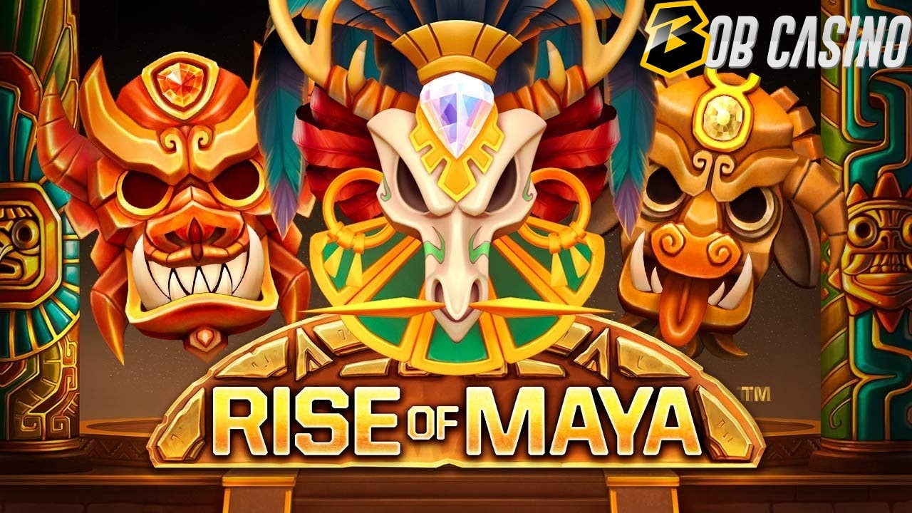 Rise of Maya Slot Review (Netent)