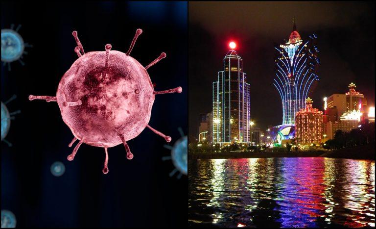 Macau Casinos Experience 66% Visitors Decrease due to Coronavirus
