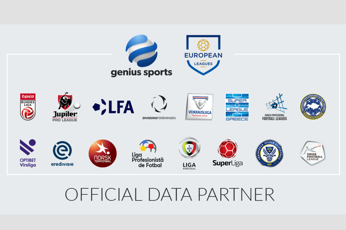 European Leagues Expand Data Partnerships