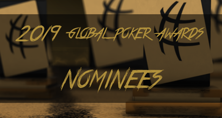 2020 Global Poker Awards nominees announced