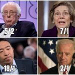 Democratic Primaries Nominee Betting Odds and Prospects