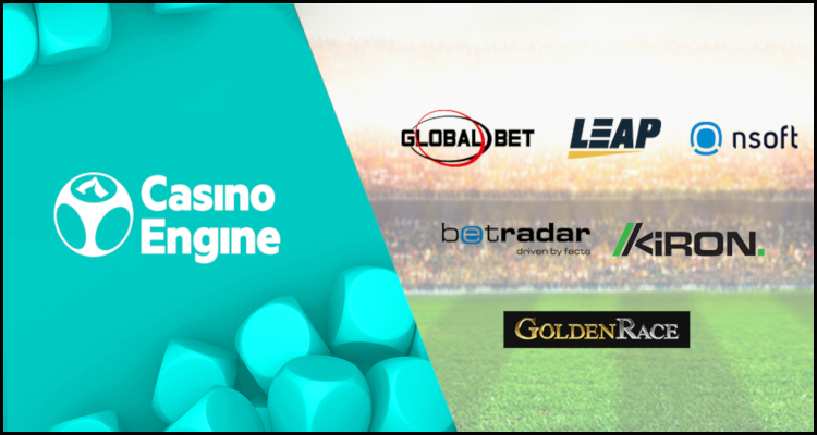 EveryMatrix Software Limited grows CasinoEngine virtual sports offering