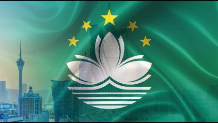 Slowdown of Macau casino market continues into March
