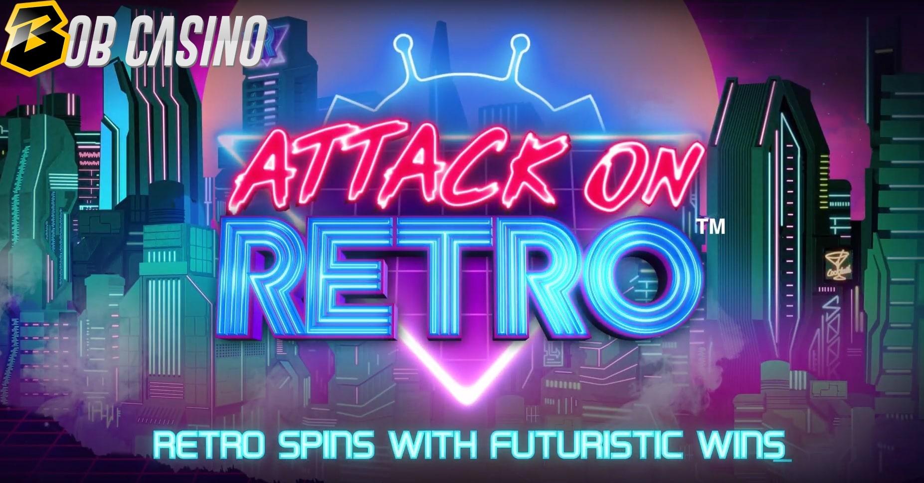 Attack on Retro Slot Review (Quickfire / Triple Edge Studios)