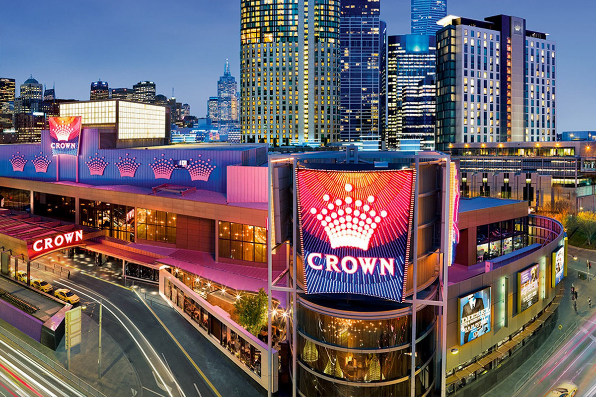 """Crown Melbourne to Implement """"Social Distancing"""""""