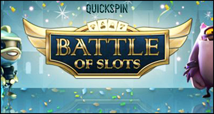 VideoSlots.com enhances Battle of Slots with Quickspin games