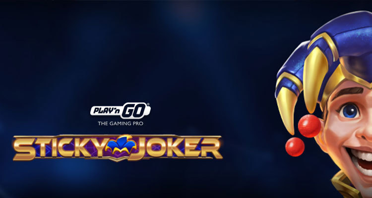 Play'n GO adds new game Sticky Joker to its popular joker series of Vegas-style slots