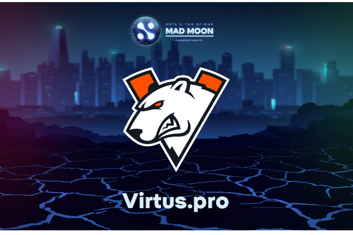 HyperX becomes the official partner of Virtus.pro