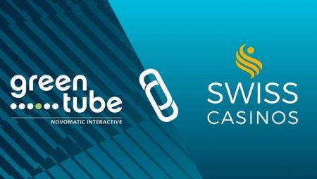 Greentube further expands Switzerland presence Swiss Casinos deal