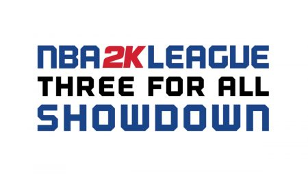 "NBA 2K League to Host ""NBA 2KL Three for All Showdown"""