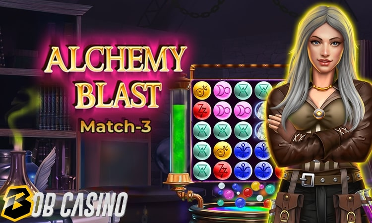 Alchemy Blast Slot Review (Quickfire & Skillz Gaming)