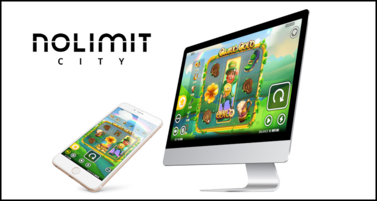 Nolimit City Limited going Irish with new Gaelic Gold video slot