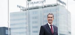 Novomatic CEO Harald Neumann resigns