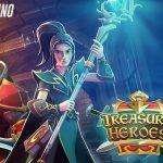 Treasure Heroes Slot Review (Quickfire & Rabcat)
