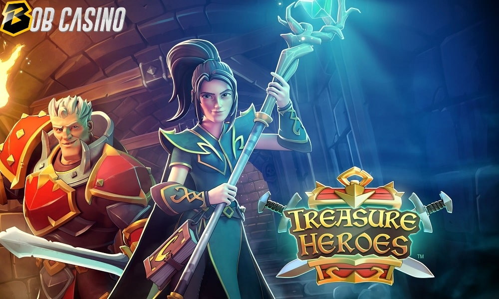Treasure Heroes Slot Review (Quickfire & Rabcat)