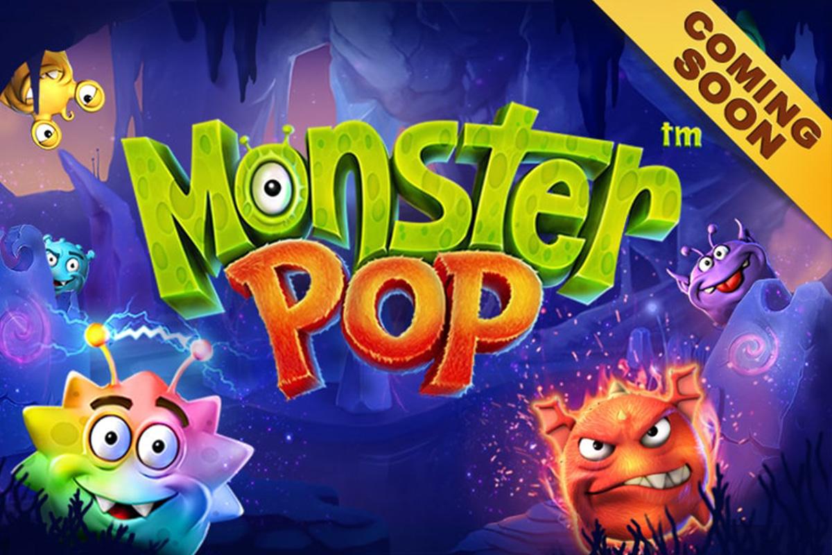 Betsoft Launches Monster Pop